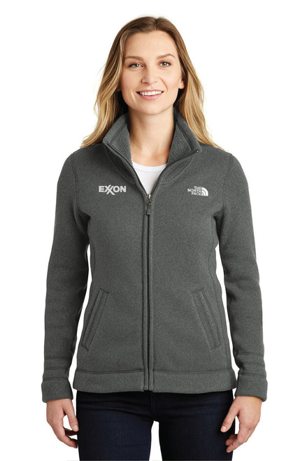 Exxon The North Face® Ladies Sweater Fleece Jacket