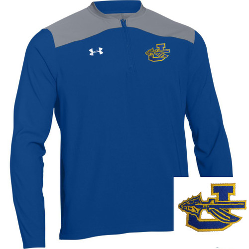 Embroidered Under Armour 1/4 zip Jacket Jacksonville