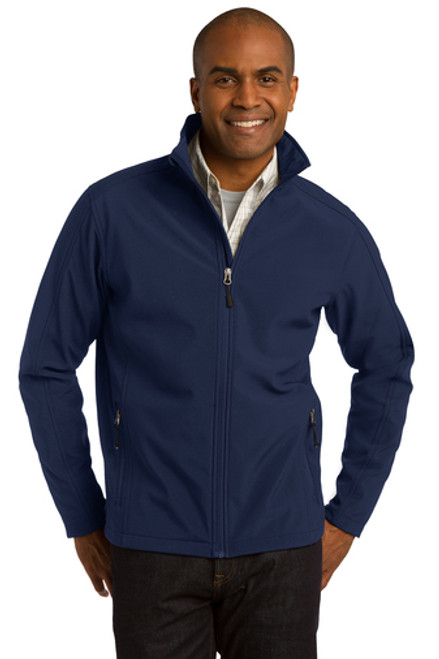 Jasper Ventures Port Authority® Core Soft Shell Jacket