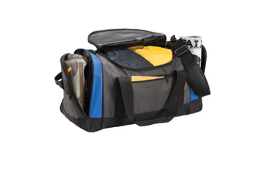 Jasper Ventures Port Authority® Voyager Sports Duffel BG800
