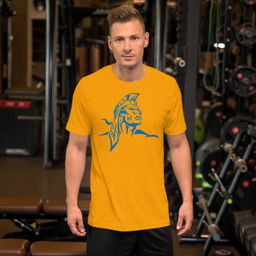 Jacksonville Indian Brave Short-Sleeve Unisex T-Shirt