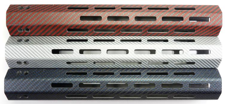 Competition Colored Carbon Fiber Handguards