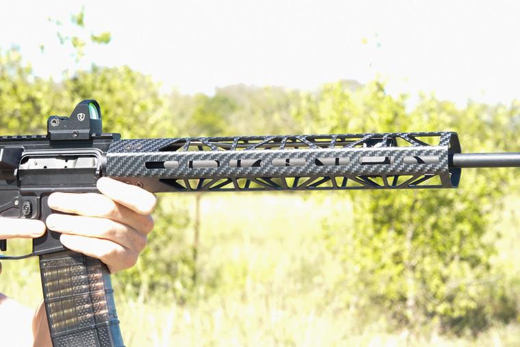 Competition Ultralight AR-15 Carbon Fiber Handguards