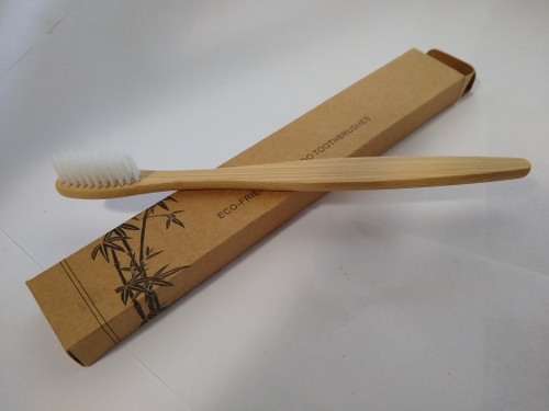 bamboo tooth brush with box