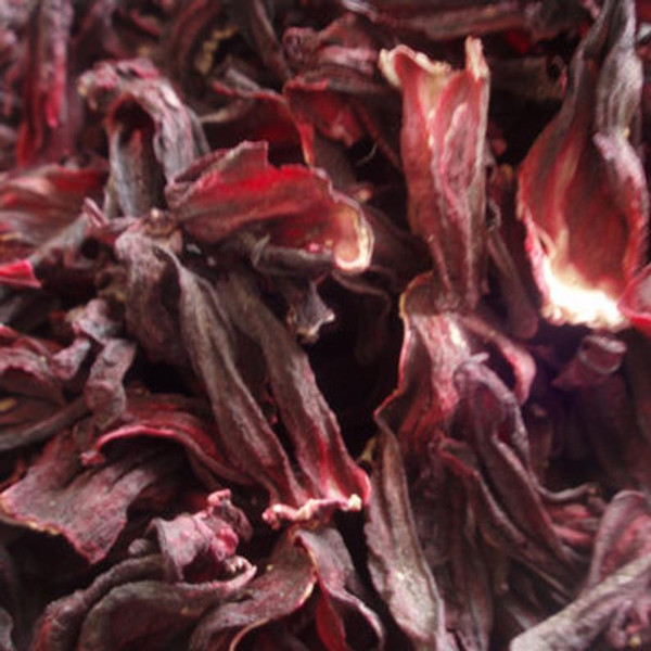 Hibiscus Sabdariffa dried flower photo