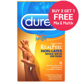 Durex Avanti  Condoms - Buy 2, Get 1 Free (Mix & Match)