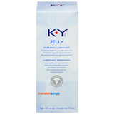 KY Jelly retail box.