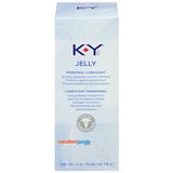KY Jelly retail box.