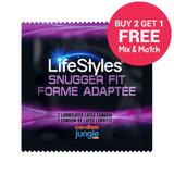 Lifestyles Snugger Fit Condom Condoms