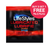 LifeStyles Ultra Lubricated condoms