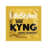 Lifestyles Kyng Large Condoms