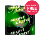 Night Light Glow-in-the-Dark Condoms