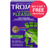 Trojan Extended Pleasure - Buy 2 Get 1 FREE