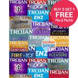 Trojan Condom Super Pack