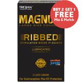 Trojan Magnum Ribbed