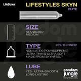 LifeStyles Skyn Elite condoms (product specification)