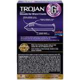 Trojan G Spot Condoms (back)