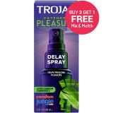 Trojan Extended Pleasure Delay Spray - Buy 2 Get 1 FREE