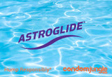Next Time, Take Astroglide for a Spin