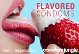 Flavored Condoms: A Full Sensory Experience