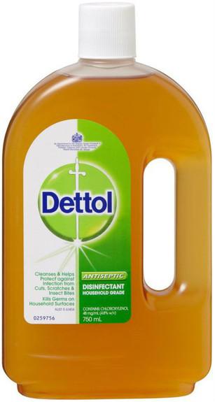 Dettol Antiseptic 750ml