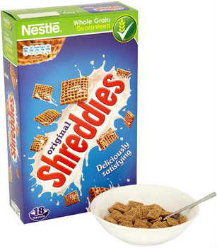 Nestle Shreddies Large Box 700g *BEST BEFORE MARCH 31, 2021*