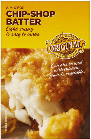 Golden Fry Chip Shop Batter 170g