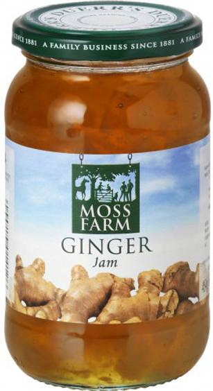 Duerrs Moss Farm Ginger Jam 454g