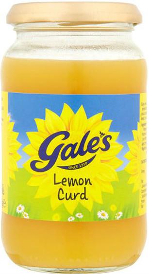 Gales Lemon Curd 410g