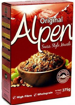 Alpen Original - 375g