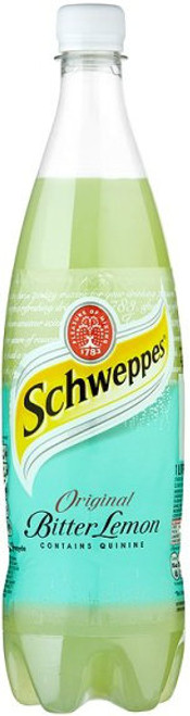 Schweppes Bitter Lemon 1 Ltr
