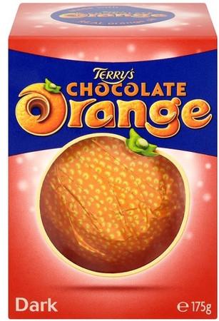 Terry's Chocolate Orange Dark 157g