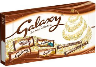 Selection Box Galaxy Large  246g