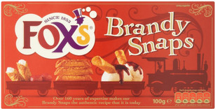 Fox's Brandy Snaps 100g