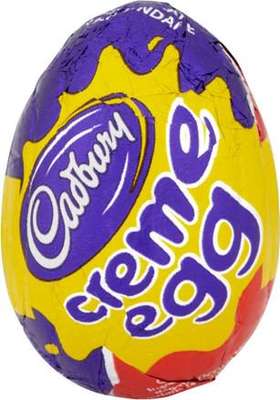 British Creme Egg 40g
