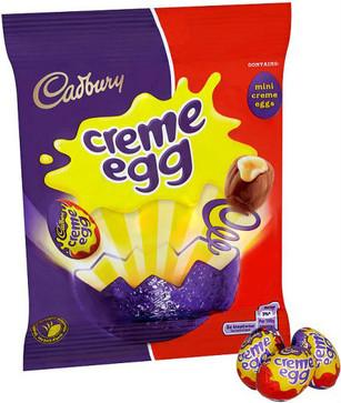 Mini Creme Egg Bag 78g