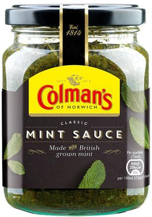 Colmans Garden Mint Sauce 165g