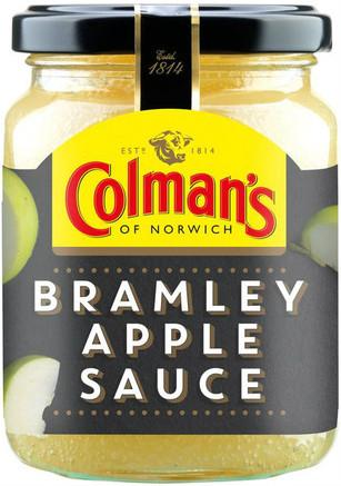 Colmans Bramley Apple Sauce 155g