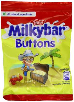 Milkybar Buttons Bags