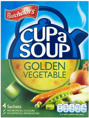 Batchelors Cup a Soup - Golden Vegetable
