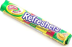 Refreshers Roll 34g