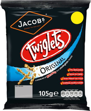 Twiglets Big Bag 105g