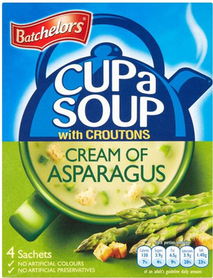 Batchelors Cup A Soup - Cream Of Asparagus 117g