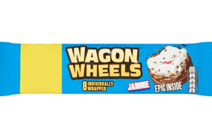 Burtons Wagon Wheels Jammie 6 Pack *BEST BEFORE MARCH 31, 2021*