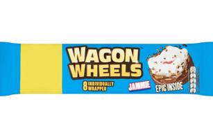 Burtons Wagon Wheels Jammie 6 Pack