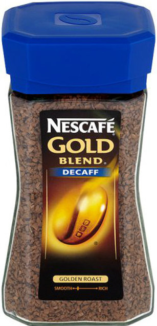 Nescafe Gold Blend Decaf 100g
