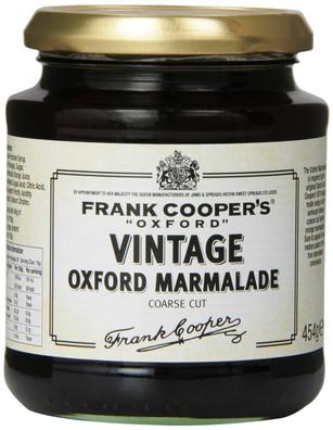 Frank Cooper Oxford Vintage Marmalade 16oz