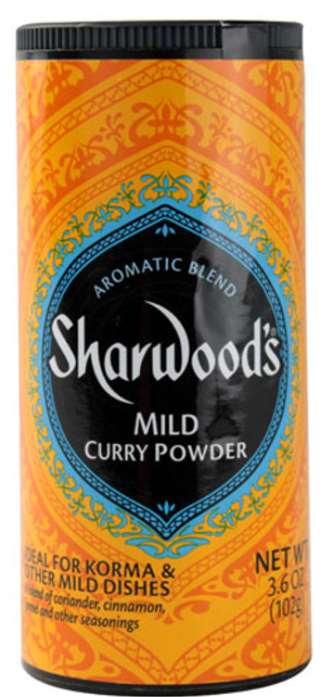 Sharwoods Mild Curry Powder 102g