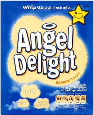 Birds Angel Delight - Banana 59g