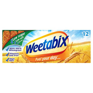 Weetabix 12 Per Pack